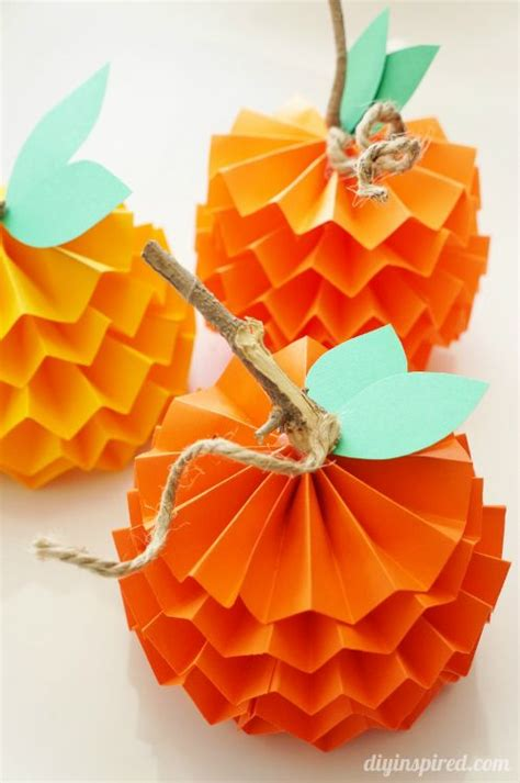 Construction Paper Fall Crafts - 18 diy fall craft ideas to get you ready for