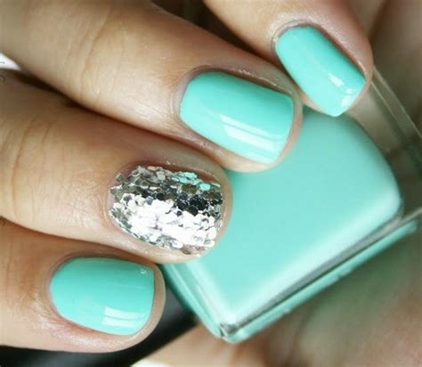 one finger nail different color pictures one nail different color trend summer nail art design