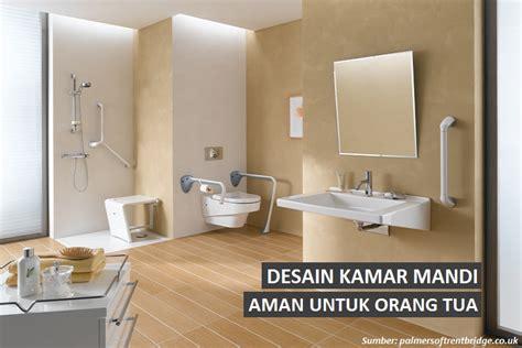 Design Kamar Mandi Untuk Orang Tua   tinggal bersama orang tua ini desain kamar mandi yang aman