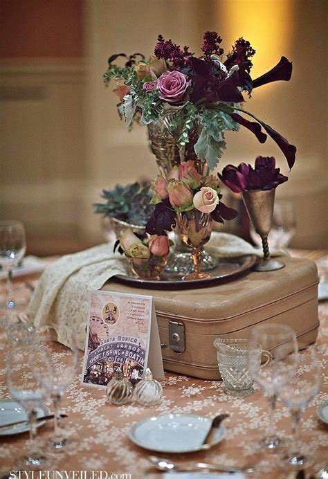 Best 25  Travel centerpieces ideas on Pinterest   Vintage