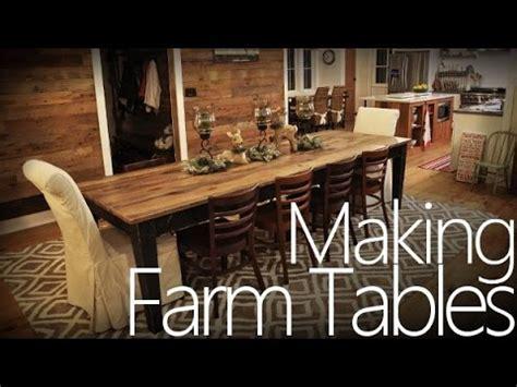 a farm table a farm table