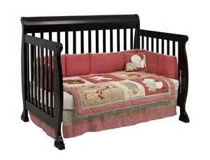 Crib Rails For Convertible Cribs Davinci Kalani 4 In 1 Convertible Baby Crib In W Toddler Rails M5501e