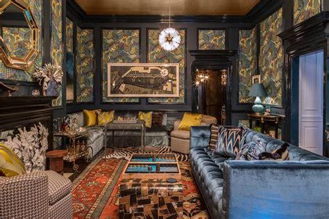 maximalism  lush  decor   vanquishing