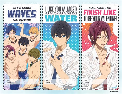anime valentines cards anime s day cards haruhichan