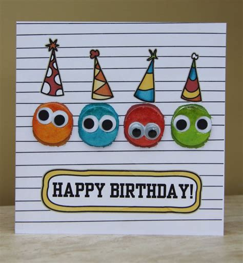 Childrens Handmade Birthday Cards - the 25 best handmade birthday cards ideas on