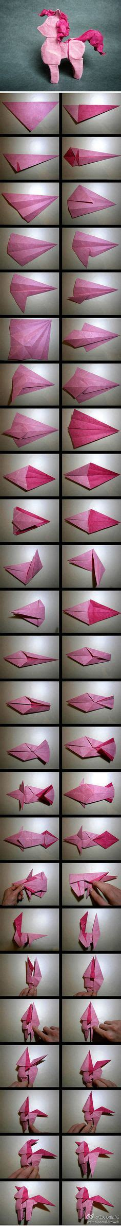 Origami My Pony - how to do origami how to make origami turtle