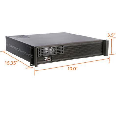 Rack Mount Computer by 2u 15 35 Quot Depth Cost Effective Rack Mount Computer Rms2101m