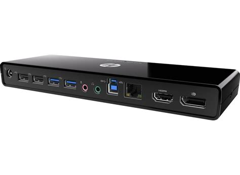 hp laptop port replicator hp 3005pr usb 3 0 universal port replicator y4h06aa