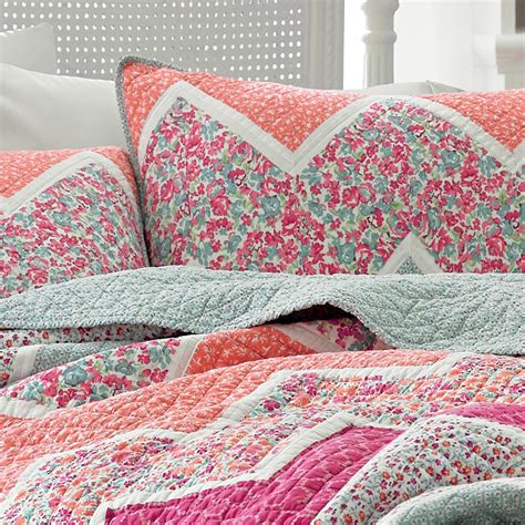Ainsley Cotton Quilt by Ainsley Quilt From Beddingstyle