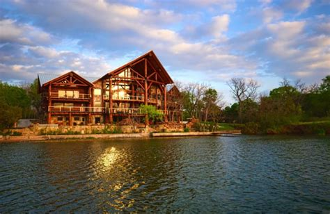 texas hill country all lodging texas hill country hill log country cove burnet tx resort reviews