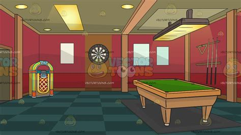 wallpaper games room a game room with pool table and juke box background