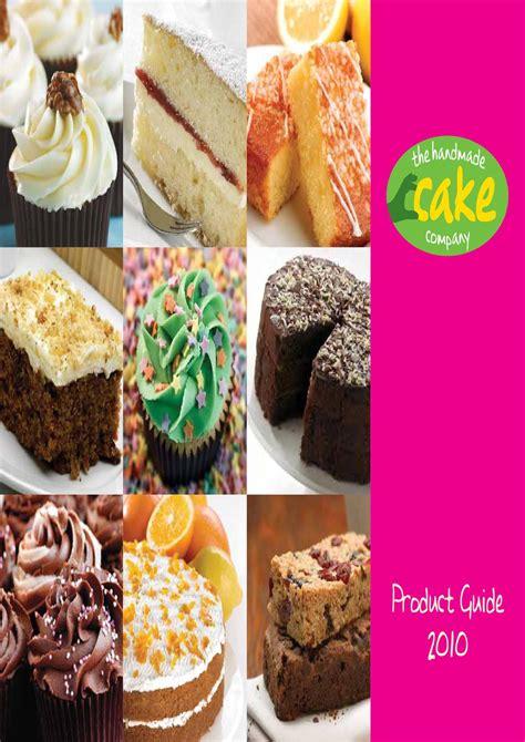 Handmade Cake Co - handmade cake company brochure 2010 by handmade cake co