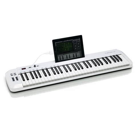 Usb Midi Keyboard Controllers samson carbon 61 usb midi controller keyboard