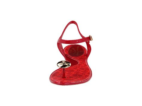 New Emboss Bio Jelly Shoes vivienne westwood jelly sandals in lyst