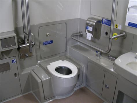 Bathroom Lavatories by File Taiwan Highspeedrail Disable Friendly Lavatory