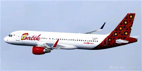 airasia vs batik air airbus a320 214 sl batik air pk laf f wwbo 6164