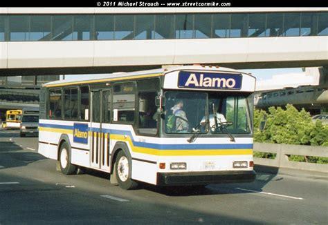 san francisco international airport sfo rental car buses