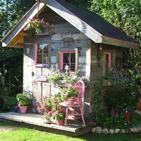 Pretty Garden Sheds Uk by 15 Stunning Garden Shed Ideas