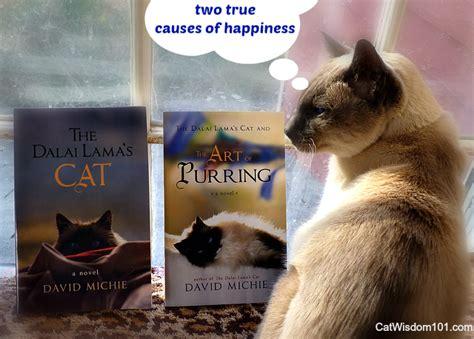 1401943276 the dalai lama s cat and the art of purring giveaway cat wisdom 101