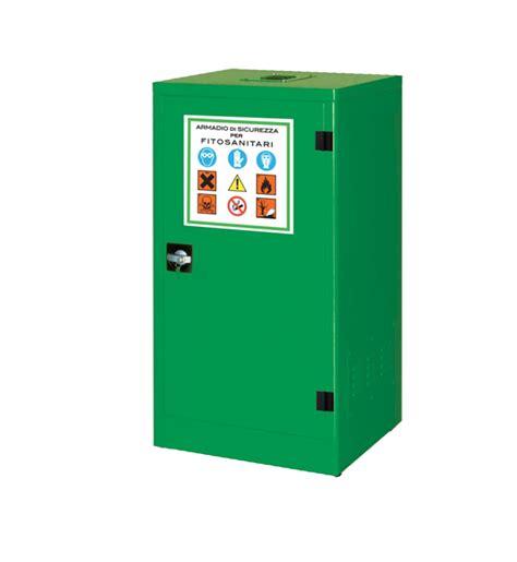 armadio ad un anta armadio per fitosanitari e pesticidi ad un anta h1100