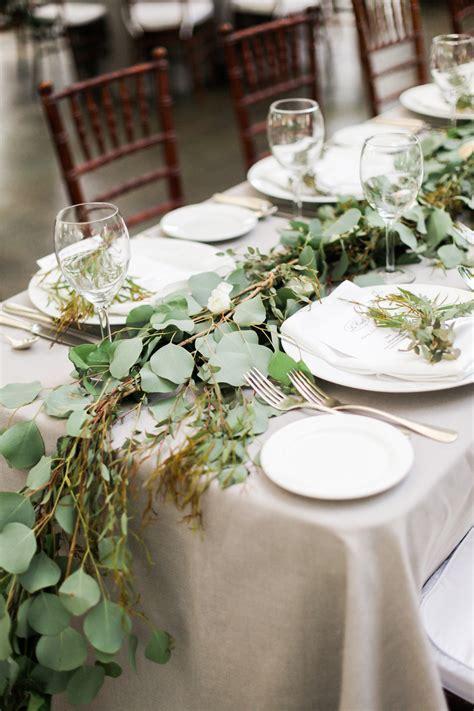 Greenery Garland Runner   Elizabeth Anne Designs: The