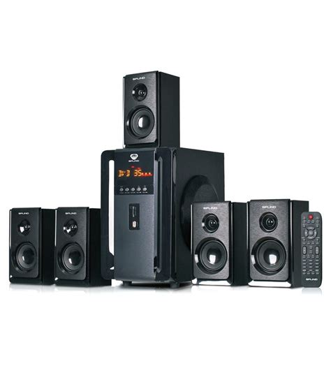 splind se5395 5 1 speaker system price in india 11 feb