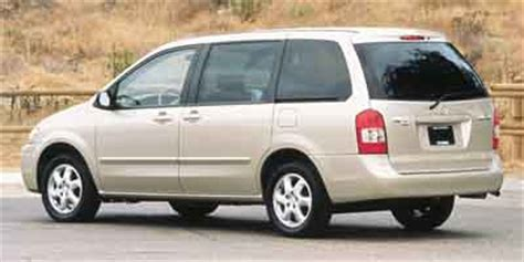 2000 mazda mpv review ratings specs prices and photos the car connection