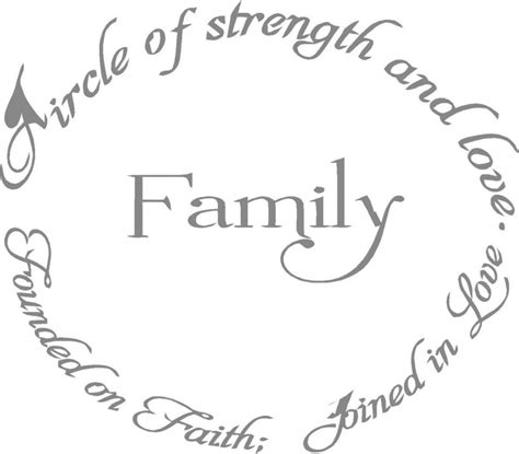 images of love of family family quotes ciecle os strength and love is family the