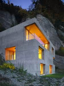 Poured Concrete House by Concrete Houses Bob Vila