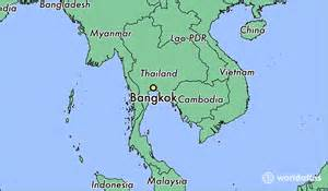Thailand World Map Location by Where Is Bangkok Thailand Where Is Bangkok Thailand