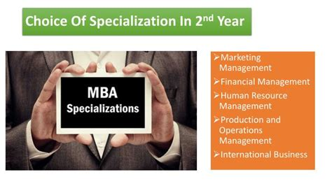 Best Specialisation In Mba by Ppt Ace Your Resume With Custom Developed Ansal