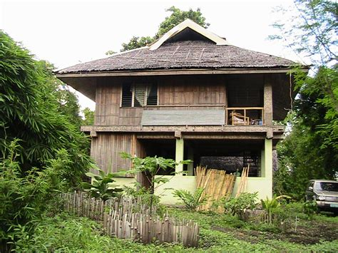 bamboo house philippines houses plans designs