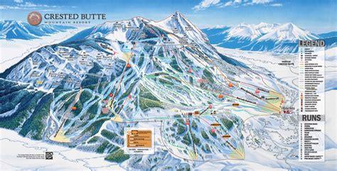top map colorado ski slopes wallpapers