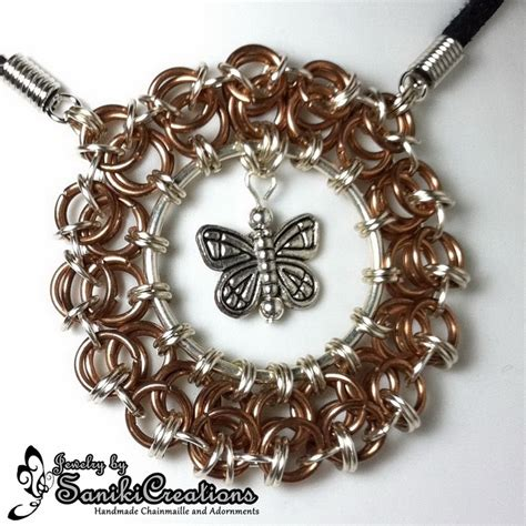 Choker Necklace Black Vintage Bronze Coin Kalung Handmade 300 best chain maille images on chainmaille