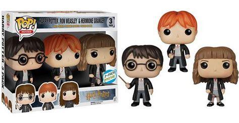 Sale Funko Pop Harry Potter Weasley Sweater Exclusive 28 funko harry potter funko pop harry hermione exclusive vinyl figure 3 pack toywiz