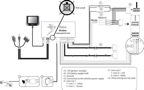 parrot wiring diagram mki9200 29 wiring diagram images