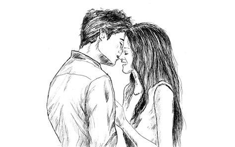 love sketch images hd cute love drawings dr odd