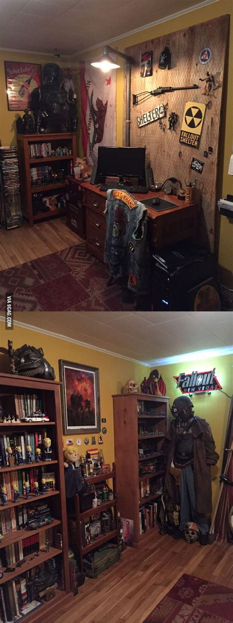 fallout themed room 259 best images about it s a nuclear winter on fallout posters fallout