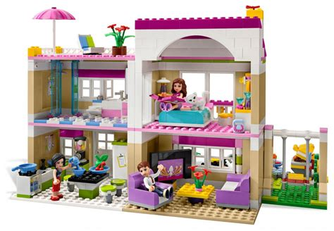 LEGO Friends 3315 pas cher   La villa