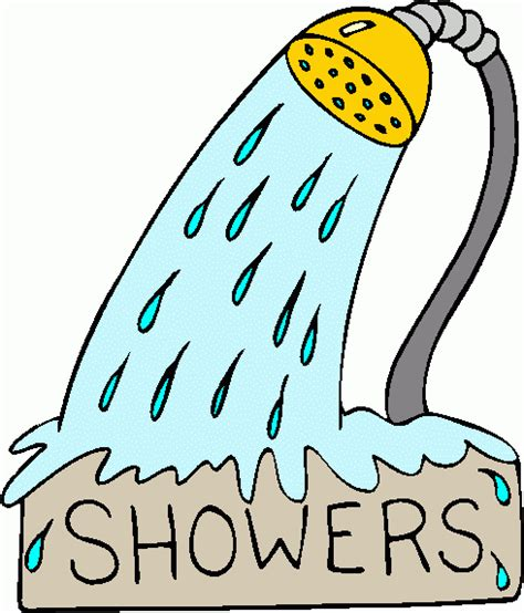 Shower Clipart by Taking A Shower Clipart Clipart Suggest