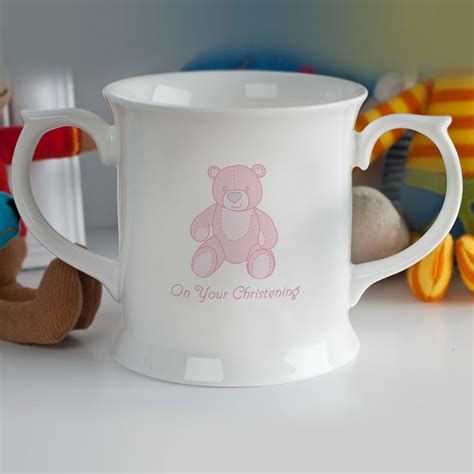 mug design for christening personalised christening mug for girls personalised by