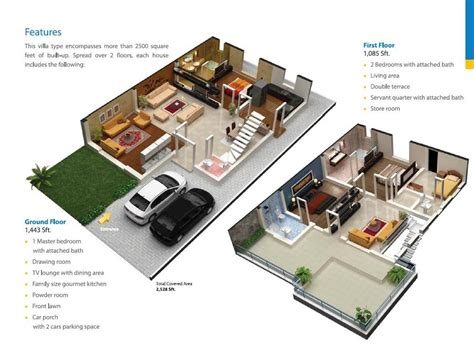 Floor Plans For Single Story Homes by House Designs Pakistan 10 Marla Home Deco Plans
