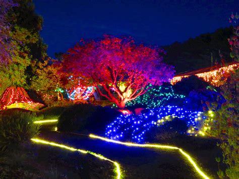 botanical gardens fort bragg ca festival of lights botanical gardens fort bragg audidatlevante com