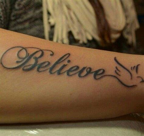 tattoo on finger believe best things about tattoo designs meaning and ideas