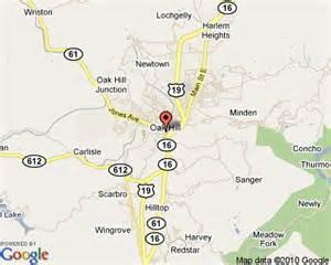 Oak Hill Oak Hill West Virginia
