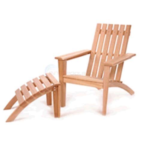 western cedar adirondack easybac chair ae21u