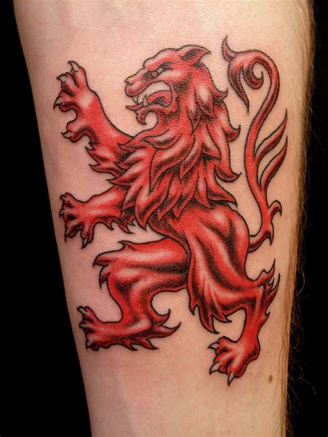 scottish tattoo ideas scottish designs
