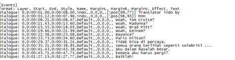format srt adalah berbagi ilmu cara merubah format subtitle menjadi srt