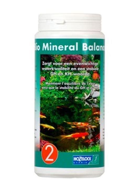 Biomineral Balance Detox by Hozelock Vijverwaterbehandeling Kopen Hozelock Winkel