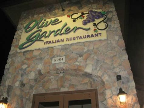 Olive Garden Houston Locations by Tanger Outlet Galveston Houston Picture Of City